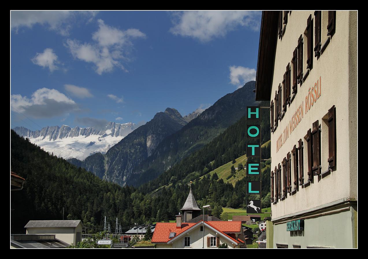 Hotel Bellinzona Nahe Bahnhof