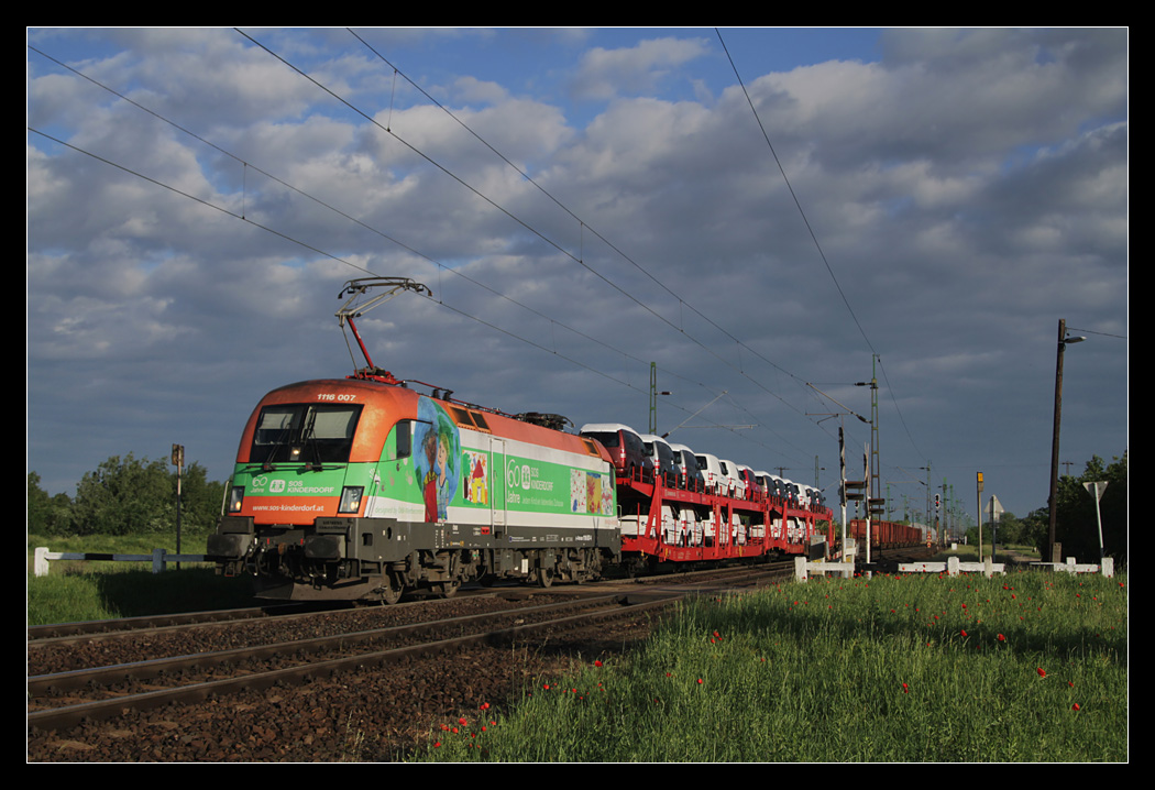 train budapest vienna